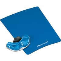Fellowes Gliding Palm Support with Microban® Protection