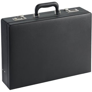 SOLO Classic Expandable Attache Briefcase