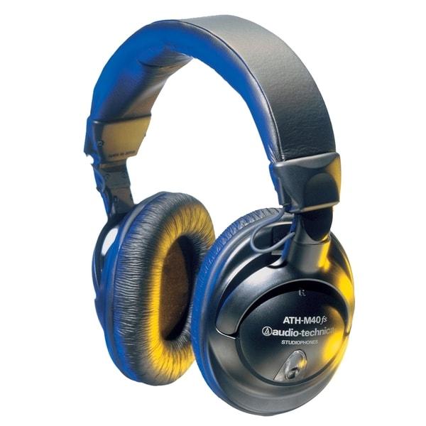 Audio-Technica ATH-M40fs Precision Studiophone Headphone