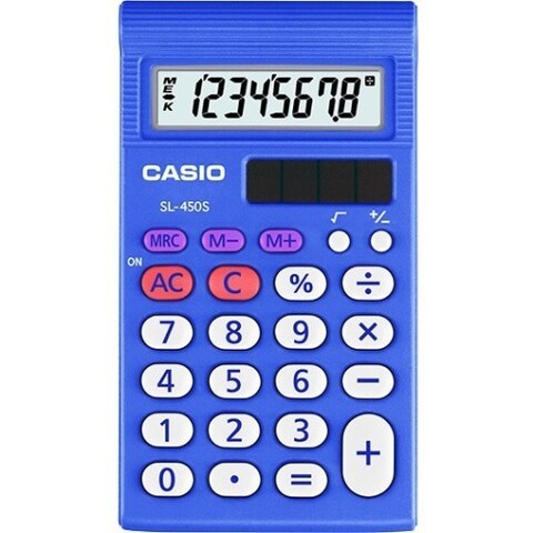 Casio SL-450S Simple Calculator