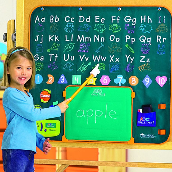 Electronic Learning Chalkboard