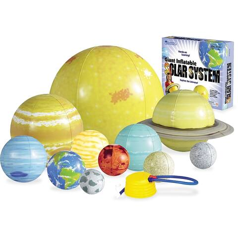 Solar System Inflatable Play Set