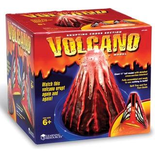 Erupting Volcano Model
