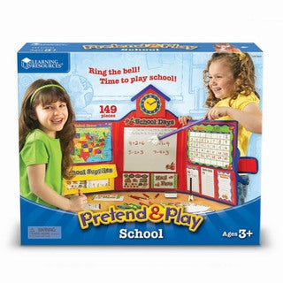 Pretend and Play School Set