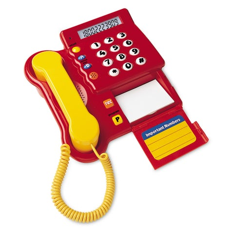 Learning Resources Pretend & Play Teaching Phone