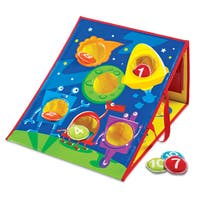 Learning Resources Smart Toss Colors, Shapes & Numbers Game