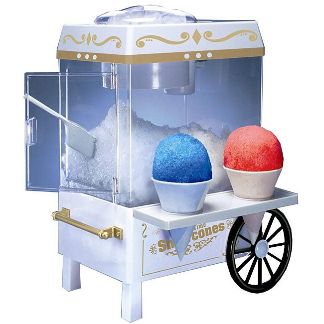 Nostalgia Electrics Vintage Snow Cone Maker - Thumbnail 0