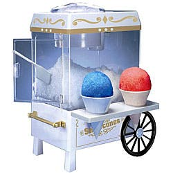 Nostalgia Electrics Vintage Snow Cone Maker|https://ak1.ostkcdn.com/images/products/3204841/Nostalgia-Electrics-Vintage-Snow-Cone-Maker-P11324127.jpg?impolicy=medium