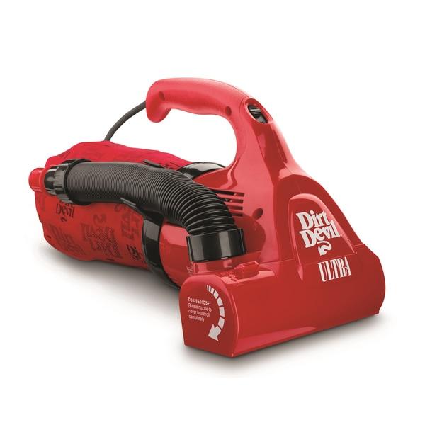 Dirt Devil Ultra Corded Bagged Handheld Vacuum