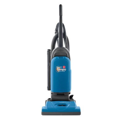 Shop Hoover U5140900 Tempo Wide Path Upright Bagged Vacuum