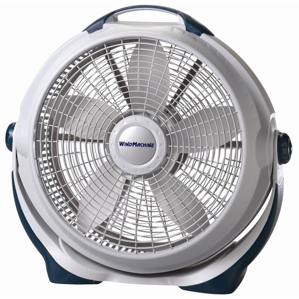 20 Inch Floor Fan : Shop lasko inch speed wind machine floor fan
