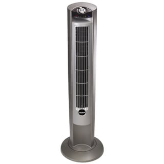 Lasko 2551 42-inch Platinum Wind Curve Fan with Remote
