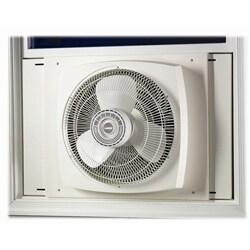 16-inch Reversible Window Fan 2155A - White
