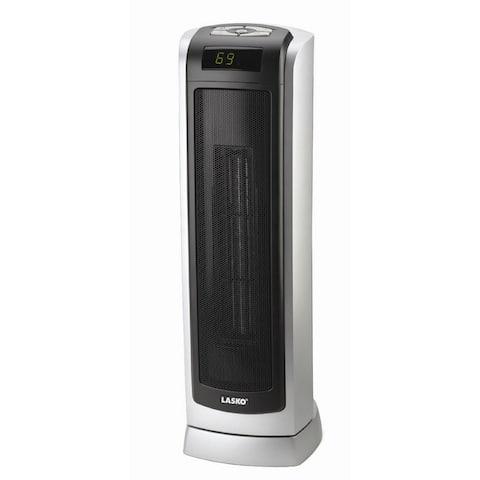 Lasko 5521 Ceramic Tower Heater with Digital Display