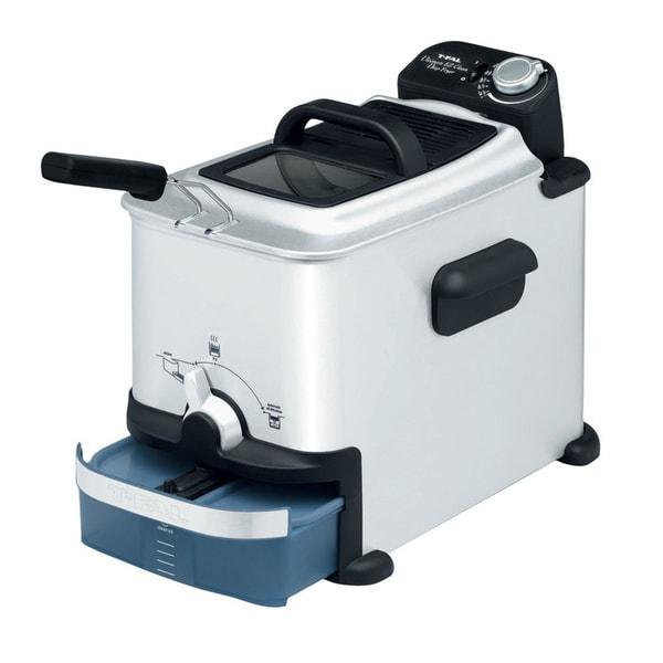 T-fal Ultimate EZ Clean Professional Deep Fryer