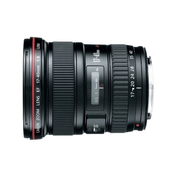 Canon EF 17-40mm f/4L USM Ultra Wide Zoom Lens