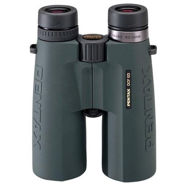 Pentax 10 x 50 DCF ED Binoculars w/case