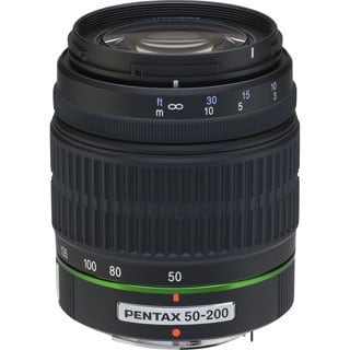Pentax smcP DA 50-200mm f/4-5.6 ED Lens for Digital SLR Cameras (New in Non-Retail Packaging)