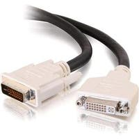 C2G 2m DVI-I M/F Dual Link Digital/Analog Video Extension Cable (6.5f
