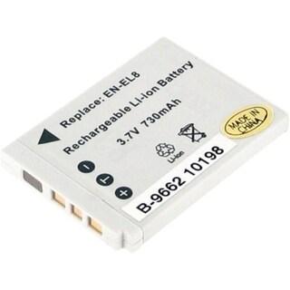 Battery Biz Hi-Capacity B-9662 Lithium Ion Digital Camera Battery