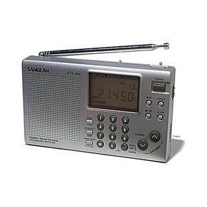 Sangean ATS-404 AM/FM Stereo/SW Radio