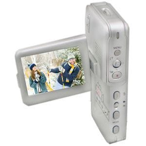 "Mustek DV520T Digital Camcorder - 2"" LCD - CMOS"