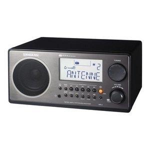 Sangean WR-2 Digital AM/FM Table Top Radio (Analog Cabine...