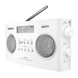 Sangean PR-D5 Digital Tuning Portable Stereo Radio (Digit...