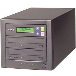 Teac DVW/D11A/KIT 1x1 Stand-Alone 16x CD/DVD Duplicator