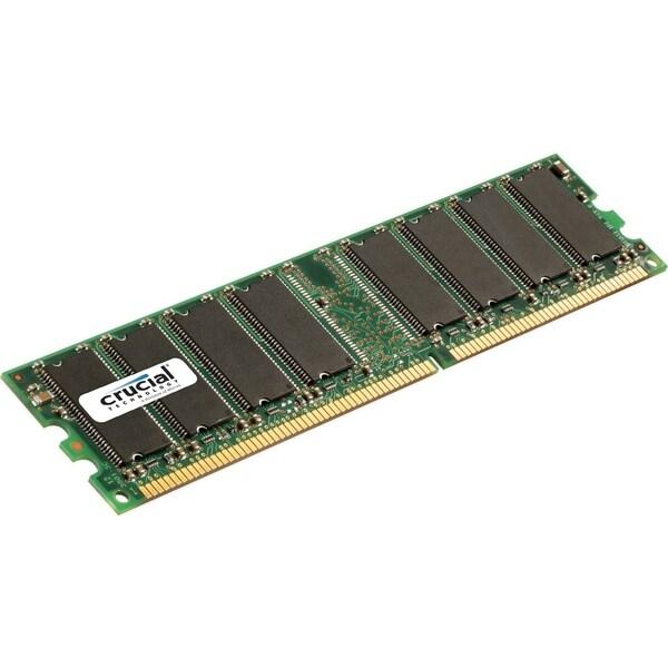 Crucial RAM Module - 512MB (1 x 512MB) - DDR SDRAM