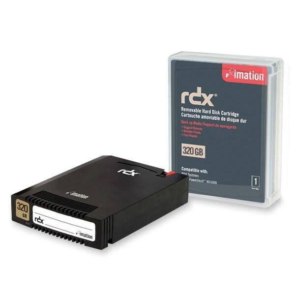 "Imation 320 GB 2.5"" RDX Technology Internal Hard Drive Cartridge"