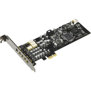 Asus Xonar DX 7.1-channel PCI Express Sound Card