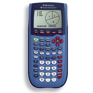 73 Explorer Graphic Calculator