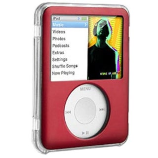 DLO MetalShell Case for iPod nano