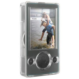 DLO Shell for Zune