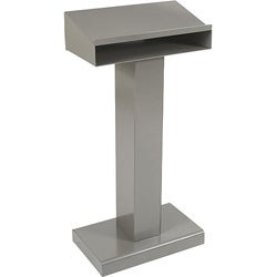 Balt Stylish and Durable 18-gauge Metal Presentation Lectern