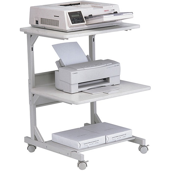 Balt Dual Laser Printer Stand Free Shipping Today