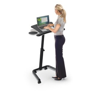 Lapmatic Sit Stand Workstation
