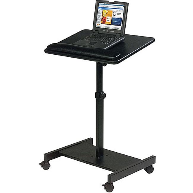 shop balt laptop speaker stand free shipping today 3218895. Black Bedroom Furniture Sets. Home Design Ideas