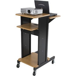 Balt Wheeled Audio-Visual Presentation Cart