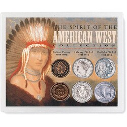 American Coin Treasures'Spirit of the American West' Coin Collection