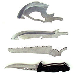 Hunting 4-piece Knife Set