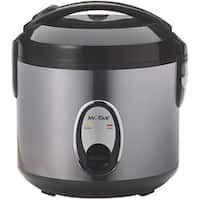 Supentown Stainless Steel 4-cup Rice Cooker