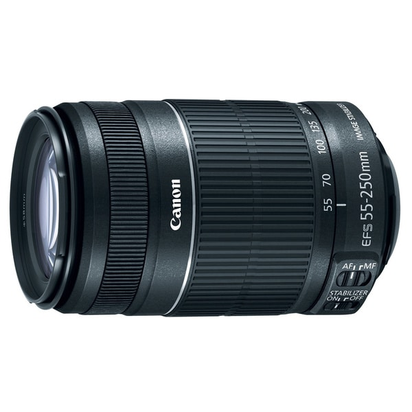 Canon ef s 55 250mm f 4 5 6 is telephoto zoom lens free for Best lens for furniture photography