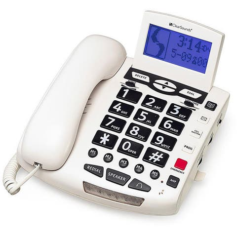Clearsounds WCSC600 Amplified Telephone