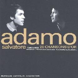 Salvatore Adamo - 20 Chansons D'Or