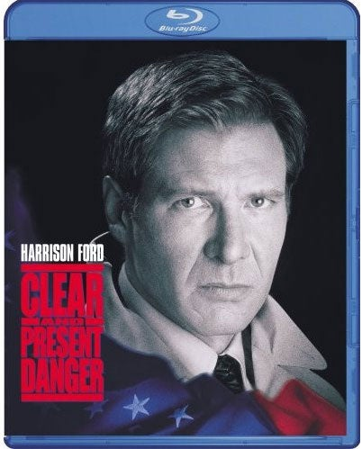 Clear and Present Danger (Blu-ray Disc)