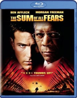 The Sum of All Fears (Blu-ray Disc)