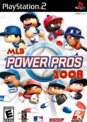 PS2 - MLB Power Pros 2008 - Thumbnail 1