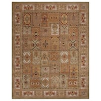 "Safavieh Handmade Classic Empire Wool Panel Rug - 7'6"" x 9'6"""